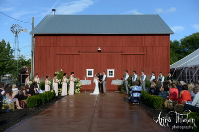 Zachery's Red Barn Events